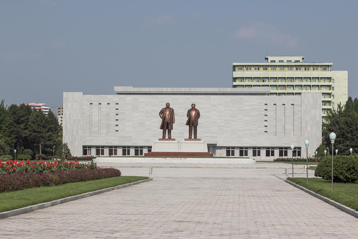 Waar is Kim Jong-Un?