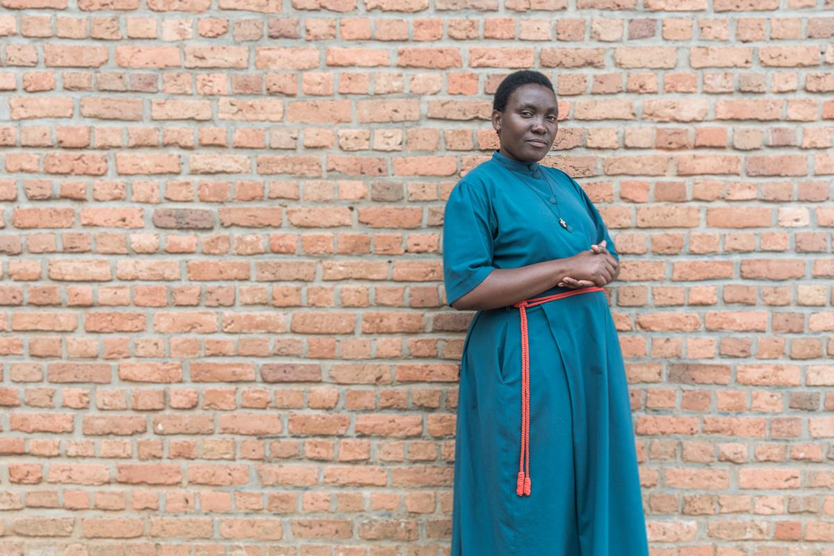 Zuster in de omgeving van Gakenke