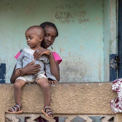 Ontmoetingen in Guinee