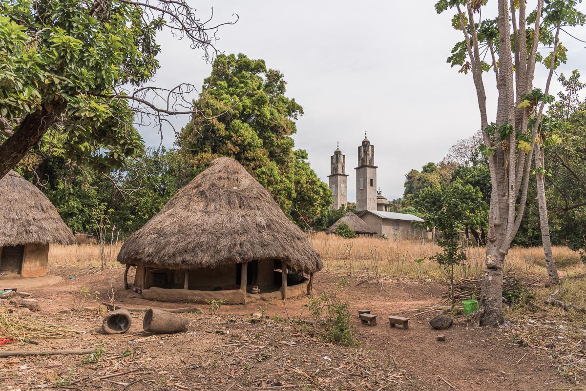 Dorp in Guinee