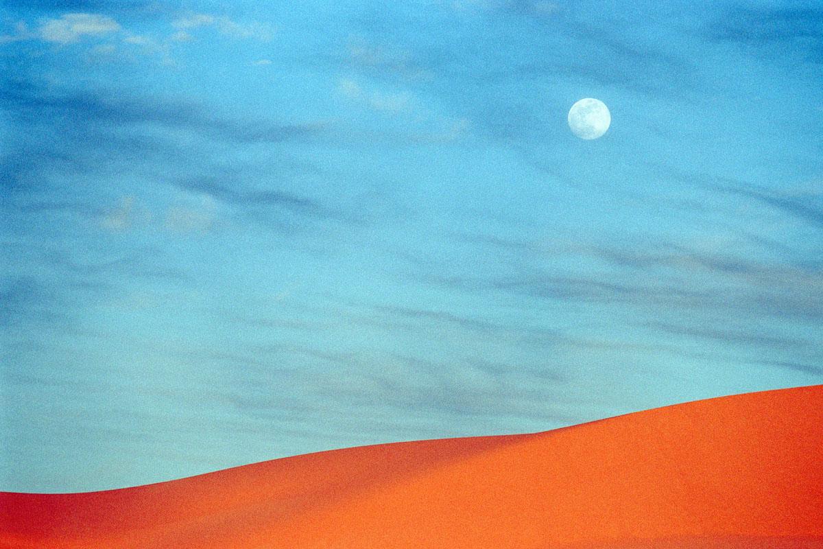 Duinen van Libië