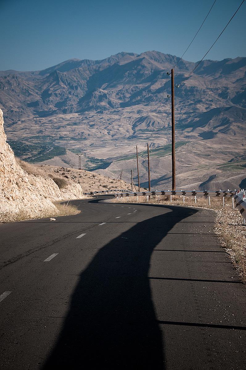 Onderweg in Armenië