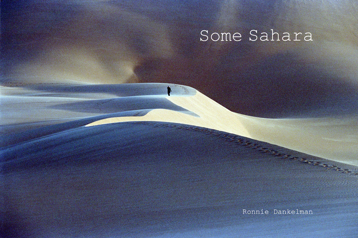 Boek Some Sahara