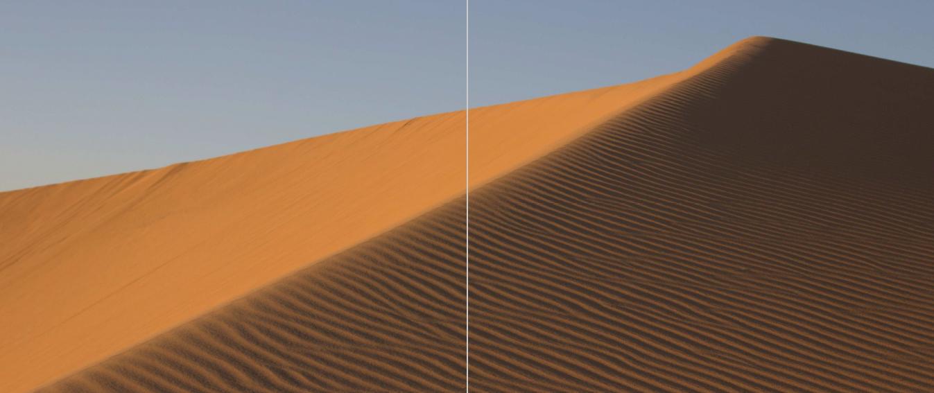 Zandduin in Soedan