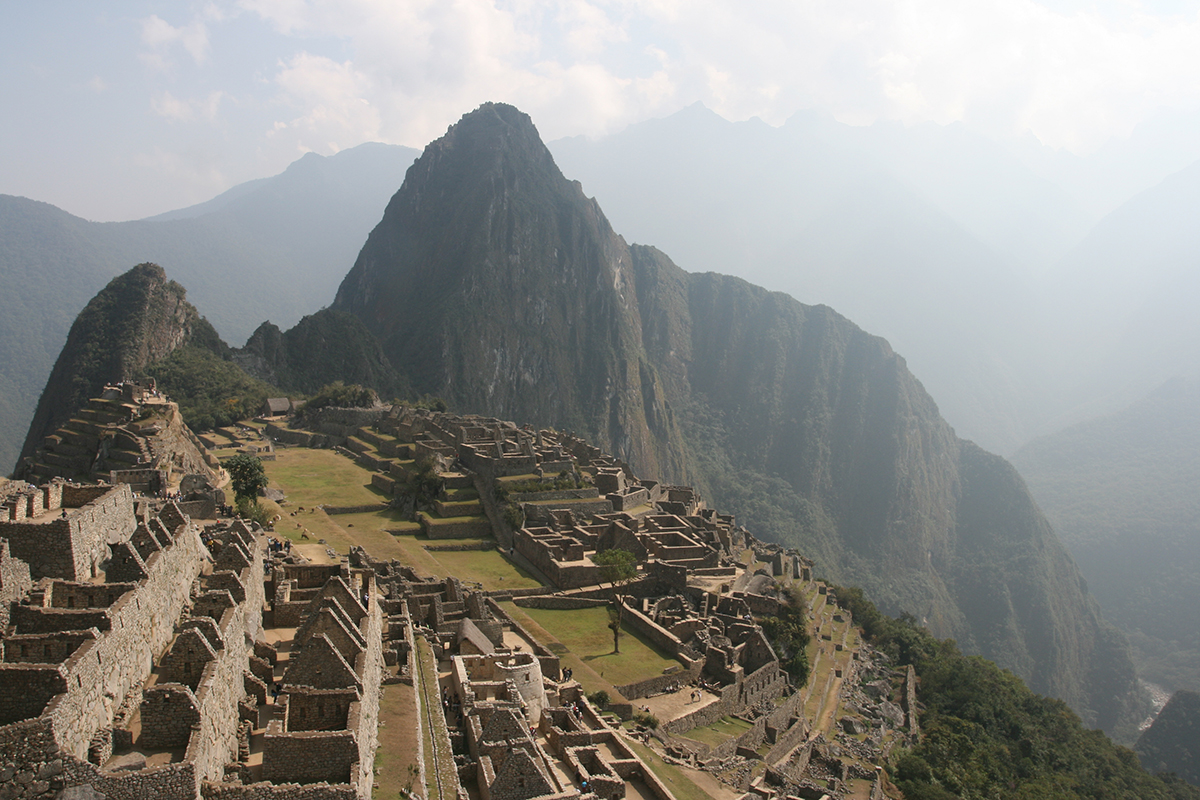 Reizen door Peru