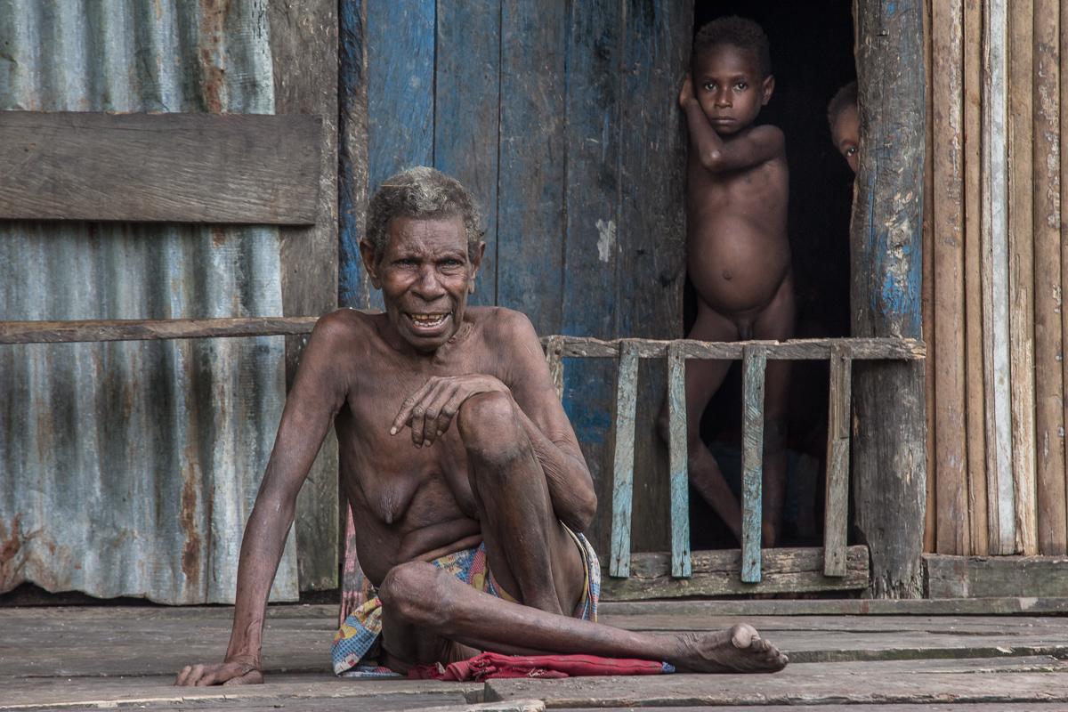 Asmat in Papua