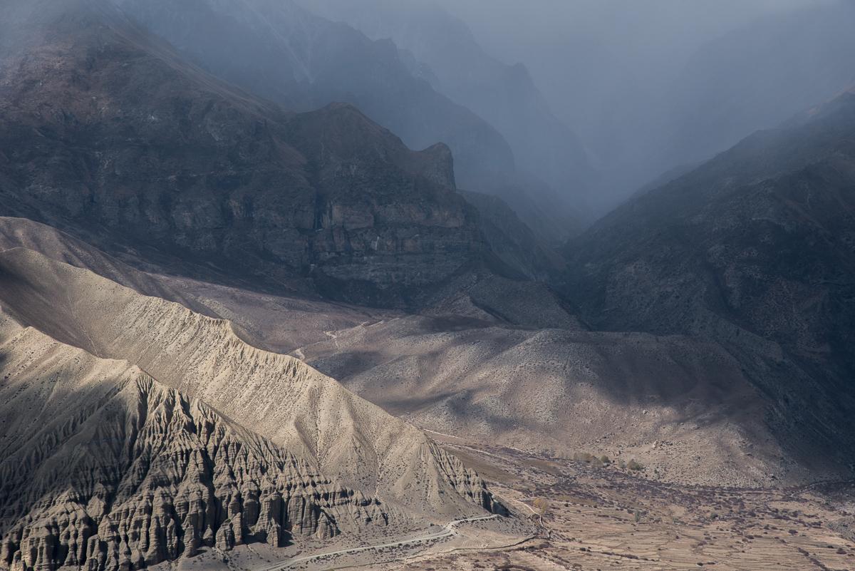 Reizen door Nepal
