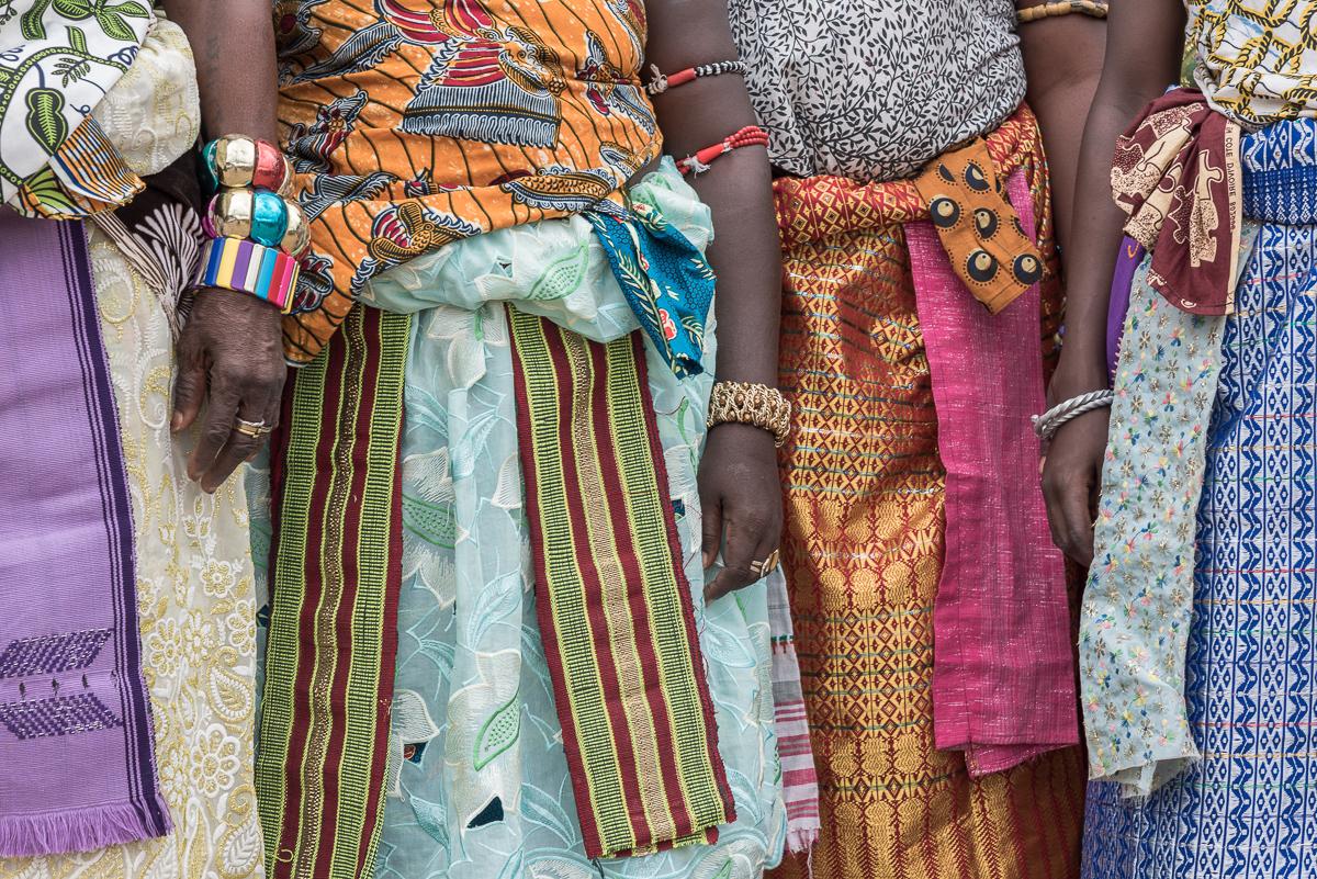 Reizen door Benin