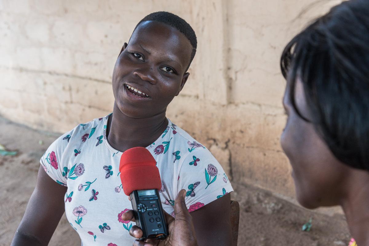 Een stem van hoop in Benin